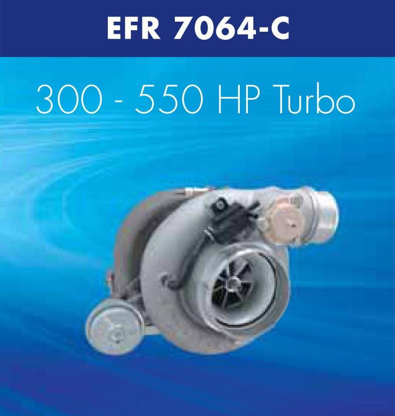 Turbosprężarka Borg Warner EFR-7064 - GRUBYGARAGE - Sklep Tuningowy